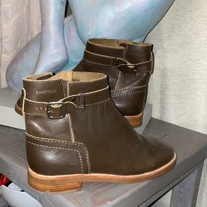 See by Chloe ankle booties size 41 -11
